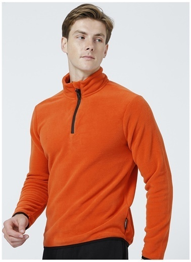 National Geographic Sweatshirt Oranj